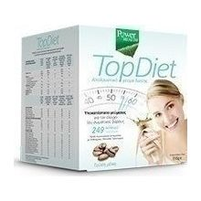POWER HEALTH Top Diet Γεύση Μόκα 10sach.x35gr