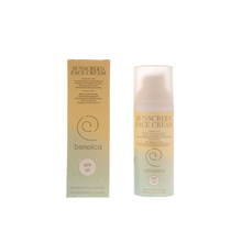 BENELICA SUNSCREEN FACE CREAM 50ml