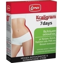 LANES KCALIGRAM 7DAYS 14TAB