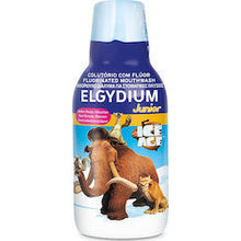 ELGYDIUM JUNIOR ICE AGE MOUTHWASH 6 χρονών+ 500ml