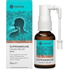 AGAN  Suprammune Cough Relief Spray 30mL