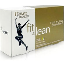 POWER HEALTH Fit & Lean For Active Slimming - 30caps+30caps