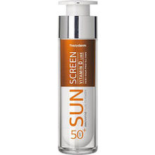 FREZYDERM SUN SCREEN Vitamin D Like Skin Benefits Fluid SPF50+ 50ml