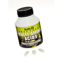 HEALTH AID MULTI AMINO ACIDS 60TAB