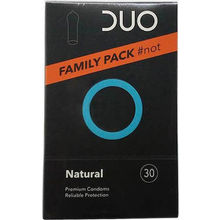 DUO Natural Family Pack #not 30τμχ