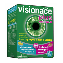 VITABIOTICS VISIONACE PLUS 28TAB/28CAP