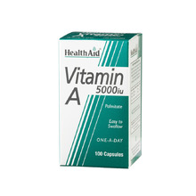 HEALTH AID SUPER VIT.A 5000IU 100CAPS