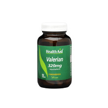 HEALTH AID VALERIAN ROOT EXTRACT 60TAB