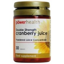 POWER CRANBERRY JUICE 4500MG 30TAB