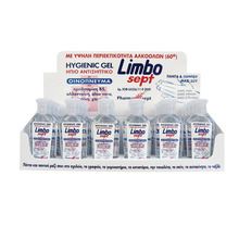 PHARMASEPT LIMBO HYGIENIC GEL 80ML