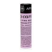 APIVITA LIP CARE PINK ROSE 4,4GR
