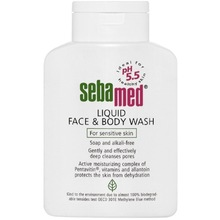 SEBAMED LIQUID WASH 200ML