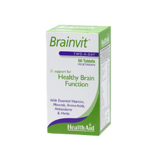 HEALTH AID BRAINVIT 60TAB