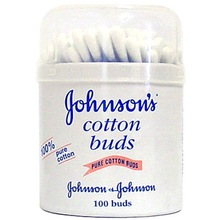 JOHNSON BABY COTTON PADS ΒΑΖΑΚΙ 100ΤΕΜ.