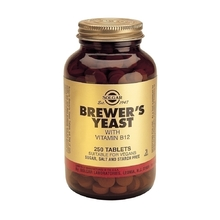 SOLGAR BREWER'S YEAST 500MG 250TAB