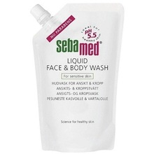 SEBAMED LIQUID WASH REFILL 400ML