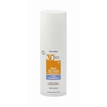 FREZYDERM SUNSCREEN FACE FOUNDATION.SPF30 40ML