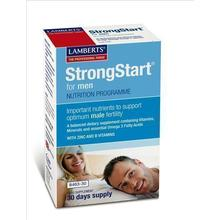 LAMBERTS STRONGSTART FOR MEN 30T/30C