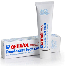 GEHWOL MED DEO FOOT CREAM 125ML 1140707