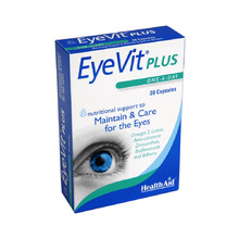 HEALTH AID EYEVIT PLUS 30CAP