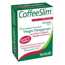 HEALTH AID COFFEE SLIM 60CAP