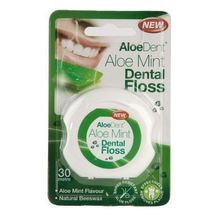 OPTIMA ALOE DENT MINT DENTAL FLOSS 30M