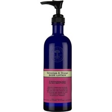 NEAL'S YARD REMEDIES GERANIUM & ORANGE BODY LOTION 200ML