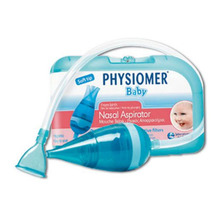 PHYSIOMER NASAL ASPIRATOR