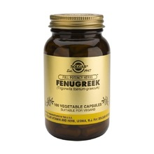 SOLGAR FENUGREEK 520MG 100VCAP