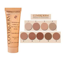 COVERDERM PERFECT LEGS No6 SPF16 50ML