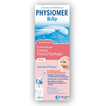 PHYSIOMER BABY COMFORT TIP 115ML