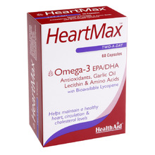 HEALTH AID HEARTMAX 60CAP