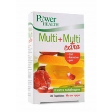 POWER MULTI+MULTI EXTRA 30TAB