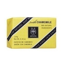 APIVITA NATURAL SOAP CHAMOMILE 100GR