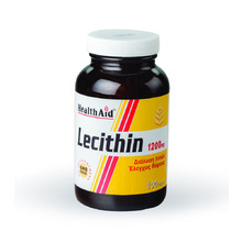 HEALTH AID SUPER LECITHIN 1200MG 50CAP