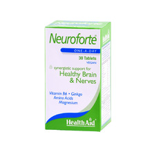HEALTH AID NEUROFORTE 30TAB