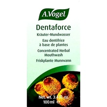 A.VOGEL DENTAFORCE MOUTH WASH 100ML
