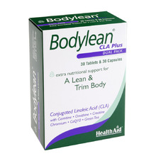 HEALTH AID BODYLEAN CLA PLUS 30CAP+30TAB