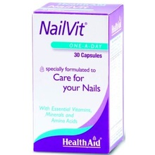 HEALTH AID NAILVIT 30CAPS