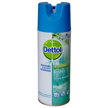 DETTOL DISINFECTANT SPRAY SPRING WATERF.