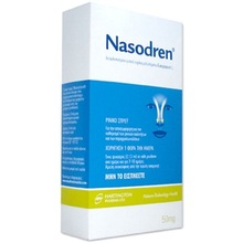 NASODREN NASAL SPRAY 50ML