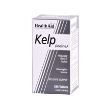 HEALTH AID SUPER KELP 240TAB