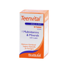 HEALTH AID TEENVITAL 30TAB