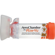 AEROCHAMBER PLUS Flow-Vu Small Mask (0 - 18 months)