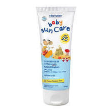 FREZYDERM BABY SUN CARE 100ML SPF25