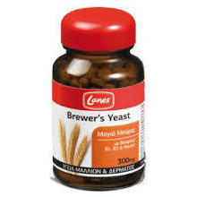 LANES BREWERS YEAST 300MG 400TAB