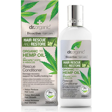 DR ORGANIC HAIR RESCUE AND RESTORE 265ML