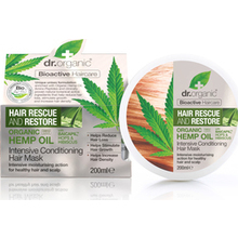 DR ORGANIC INTENSIVE CONDITIONING HAIR MASK 200ML