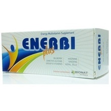 ENERBI PLUS AMP 10X15ML