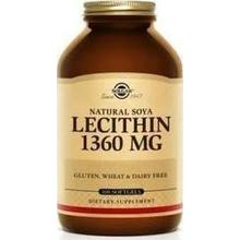 SOLGAR LECITHIN 1360MG SOFTGELS 250S
